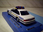 Ford Crown Victoria Buffalo police