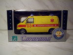 Volkswagen Transporter Russian Ambulance