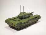Churchill MkIV - 5th Guard Tank Army - Soviet Army Lend-Lease (1943)
