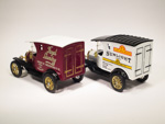 Ford Model T Laundry Vans - General Utility Car