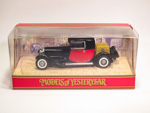 Bugatti T44 Black/Red (1927)