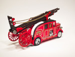 Leyland Cub FK-7 Fire Engine Chrome (1936)