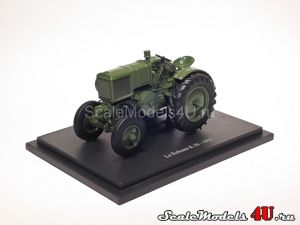 Scale model of HSCS K50 Le Robuste (Hungary 1935) produced by Universal Hobbies.