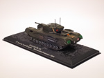 Churchill Mk VII. 6th Guards Tank Brigade. Normandie (France) - 1944