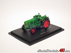 Scale model of Deutz D3005 (Germany 1967) produced by Universal Hobbies.